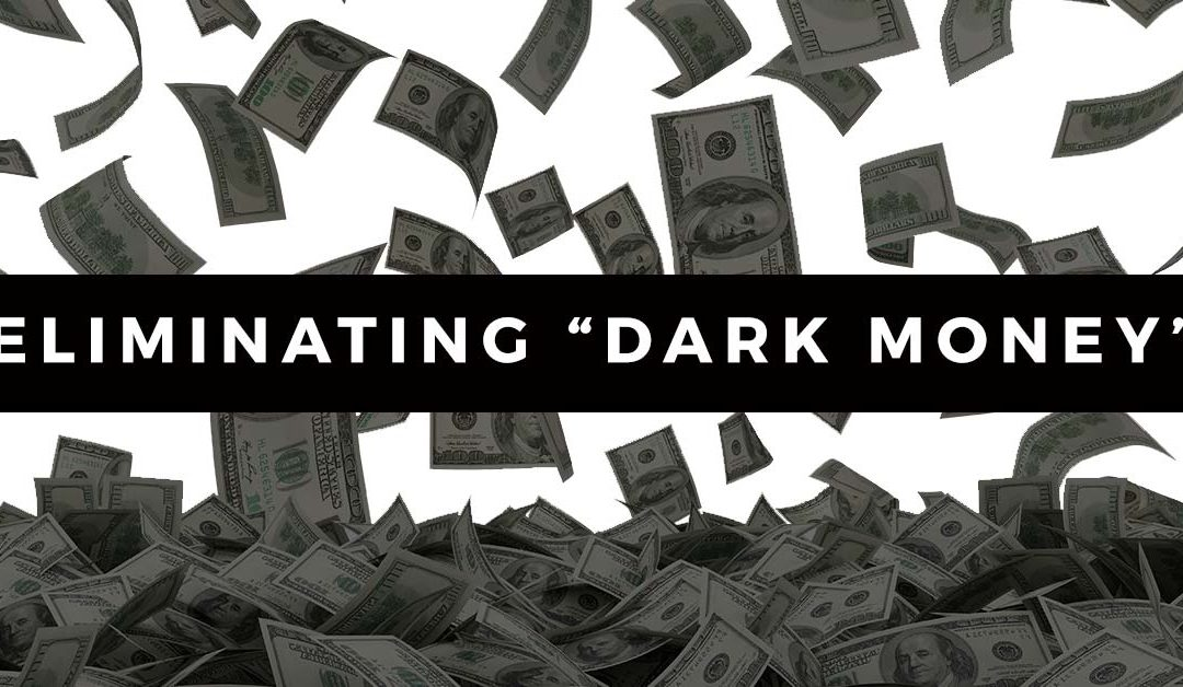 Orlando Sentinel: Taking Aim At 'Dark Money'